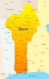 Il Benin Immagini Stock Libere da Diritti