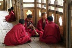 Il Bhutan, Mongar, Immagini Stock