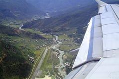 Il Bhutan, Paro, Fotografie Stock