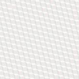Il bianco ha cubato il modello senza cuciture di struttura con ombra blu royalty illustrazione gratis