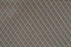 Il bianco ha modellato la struttura di plastica della superficie del filtro fotografie stock libere da diritti