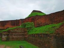 Il Bihar buddista al patrimonio mondiale del Bangladesh fotografie stock libere da diritti