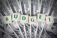 Il bilancio canta immagine stock libera da diritti