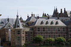 Il Binnenhof del Haque Fotografia Stock Libera da Diritti