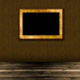 Il blocco per grafici sulla parete Fotografia Stock