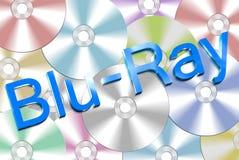 Rey blu Fotografia Stock Libera da Diritti