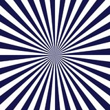 Il blu rays il manifesto fondo popolare di scoppio della stella del raggio Struttura astratta blu scuro e bianca con lo sprazzo d illustrazione di stock