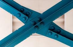 Il blu ruba il fascio Immagini Stock Libere da Diritti