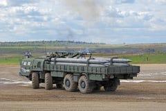 Il BM-30 Smerch Fotografia Stock
