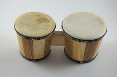 Il bongo tamburella v2.0 Fotografia Stock