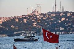 Il Bosphorus Ä°stanbul fotografia stock