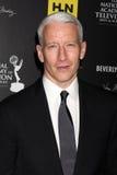 Il bottaio di Anderson arriva ai 2012 Premi Emmy di giorno fotografie stock libere da diritti