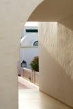 Il bou di Sidi ha detto, la Tunisia, dettaglio architettonico Fotografia Stock