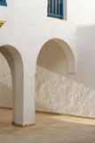 Il bou di Sidi ha detto, la Tunisia, dettaglio architettonico Immagini Stock Libere da Diritti
