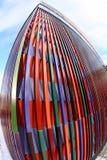 Il Brandhorst-Museo a Monaco di Baviera Fotografia Stock