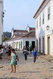 Il Brasile Città Vecchia Fotografia Stock Libera da Diritti