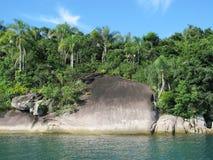 Il Brasile: Costa Verde di stupore ( immagini stock