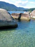 Il Brasile: Costa Verde di stupore ( fotografia stock