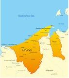 Il Brunei Immagini Stock