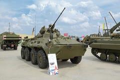 Il BTR-82a (APC) Fotografie Stock