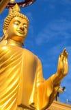 Il Budda dorato Fotografia Stock Libera da Diritti