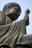 Il Budda gigante immagine stock libera da diritti
