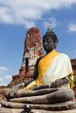 Il Buddha Fotografie Stock Libere da Diritti