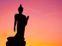 Il Buddha Immagini Stock Libere da Diritti