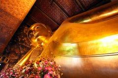Il Buddha adagiantesi di Wat Pho 1 Fotografia Stock Libera da Diritti