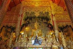Il buddha antico Fotografia Stock Libera da Diritti