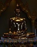 Il buddha dorato Immagine Stock Libera da Diritti