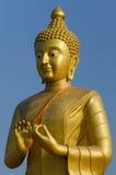 Il buddha dorato fotografie stock