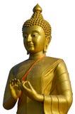 Il buddha dorato fotografia stock
