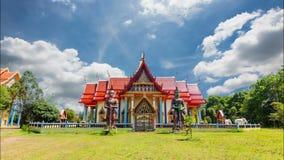 il Buddha il più grande Buddha adagiantesi in Tailandia archivi video