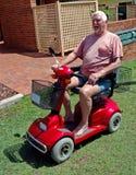 Il buggy elettrico #1 Fotografia Stock