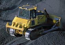 Il bulldozer potente eccellente, trattore Immagini Stock Libere da Diritti