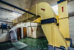 Il bunker di Josip Tito immagine stock libera da diritti