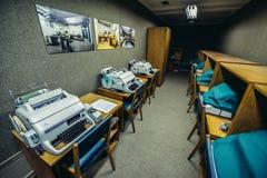 Il bunker di Josip Tito fotografie stock