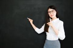 Il buon insegnamento è un quarto tre quarti e della preparazione di t pura Immagine Stock