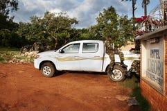 Il Burundi Immagine Stock