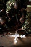 Il Burundi Fotografie Stock Libere da Diritti
