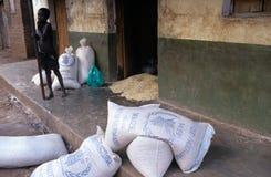 Il Burundi Fotografia Stock Libera da Diritti