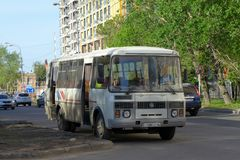 Il bus Immagine Stock Libera da Diritti