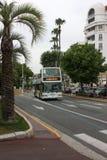 Il bus 8 dovrebbe essere sul vostro itinerario Immagini Stock Libere da Diritti