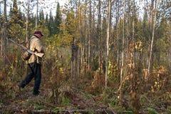 Il cacciatore Fotografie Stock Libere da Diritti