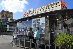 Il Cafe de Wheels Sydney New South Wales Australia di Harry Fotografia Stock Libera da Diritti