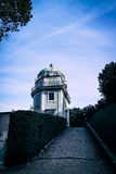 Il caffè in Boboli fa il giardinaggio, Firenze, Toscana, Italia Immagini Stock Libere da Diritti