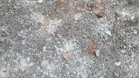 Il calcare del giardino pedals, percorso del giardino, calcareo bianco scheggiato, la decorazione con calcareo, il fondo, modello fotografia stock