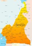 Il Cameroun Fotografie Stock Libere da Diritti