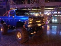 Il camion è enorme Fotografie Stock Libere da Diritti